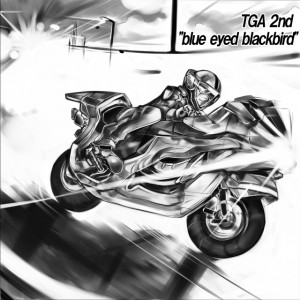 TGA 2nd album jacket